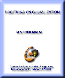 Positions on Socialization