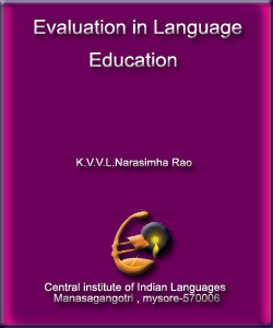 Evaluation in Language Education