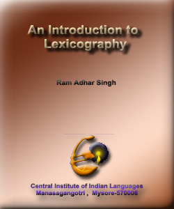 An Introduction to Lexicography