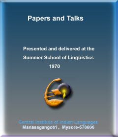 Papers and Talks