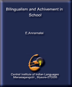 Bilingualism and Achivement in School